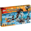 LEGO CHIMA Mamutok fagyott erődje 70226