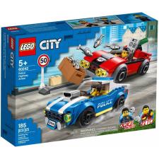 LEGO City 60242 - Rendőrségi letartóztatás az országúton lego