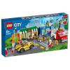 LEGO City 60306 - Bevásárlóutca