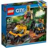 LEGO City - Dzsungel küldetés félhernyótalpas járművel (60159)