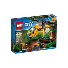 LEGO City Dzsungel teherszállító helikopter 60158 lego