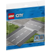 LEGO City Egyenes útszakasz és T-elágazás (60236)