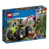 LEGO City Erdei Traktor 60181