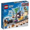 LEGO City Gördeszkapark (60290)