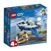 LEGO City Légi rendőrségi járőröző repülőgép (60206)