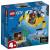 LEGO City Óceáni mini-tengeralattjáró (60263)