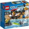 LEGO City Parti őrség kezdőkészlet 60163