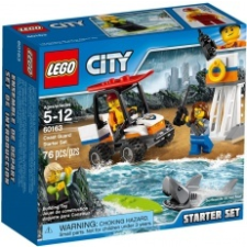 LEGO City - Parti őrség kezdőkészlet (60163) lego