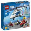 LEGO City Rendőrségi helikopteres üldözés (60243)