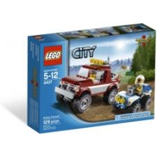 LEGO City - Üldöző rendőrautó 4437 lego