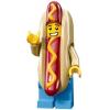 LEGO col13-14 LEGO Minifigura 13. sorozat - Hot dog ember