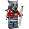 LEGO col14-1 LEGO Minifigura 14. sorozat - Farkasember