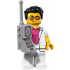 LEGO col17-12 Minifigura 17. sorozat - Yuppie