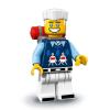 LEGO coltlnm-10 Minifigura A LEGO® NINJAGO® FILM™ sorozat - Zane