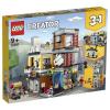 LEGO Creator Városi kisállat kereskedés és kávézó (31097)