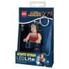 LEGO ® DC Super Heroes Wonder Woman világító kulcstartó (LGL-KE70A)