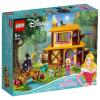 LEGO Disney 43188 - Csipkerózsika erdei házikója