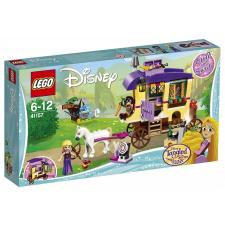 LEGO Disney Aranyhaj utazó lakókocsija 41157 lego