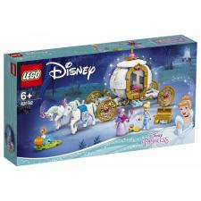 LEGO Disney Princess Hamupipőke királyi hintója (43192) lego
