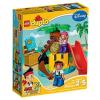 LEGO DUPLO 10604 Jake és Never Land kalózainak kincses szigete