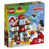 LEGO Duplo Mickey hétvégi háza (10889)