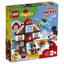 LEGO Duplo Mickey hétvégi háza (10889) lego