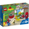 LEGO Duplo - Pókember Electro ellen (10893)