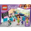 LEGO Friends - Olívia tudományos műhelye 3933