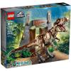 LEGO Jurassic Park: T-Rex tombolás 75936