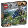 LEGO Jurassic World Blue helikopteres üldözése (75928)