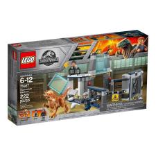 LEGO Jurassic World Stygimoloch kitörése 75927 lego