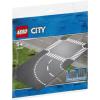 LEGO Kanyar és kereszteződés 60237