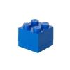 LEGO LEGO 2x2 mini tárolódoboz - kék (40111731)