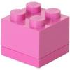 LEGO LEGO 2x2 mini tárolódoboz - pink (40111739)