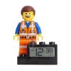 LEGO LEGO Movie 2 Emmet Minifigura ébresztőóra (9003967)