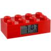 LEGO LEGO Piros 2x4-es ébresztőóra (9002168)