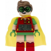 LEGO Licencie LEGO Batman Movie Robin - ébresztőóra