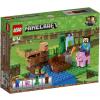 LEGO Minecraft A dinnyefarm 21138