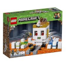 LEGO Minecraft A Koponya aréna 21145 lego