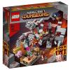 LEGO Minecraft A Vöröskő csata (21163)