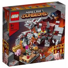 LEGO Minecraft A Vöröskő csata (21163) lego
