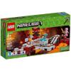LEGO Minecraft Alvilági vonat 21130