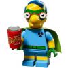 LEGO Minifigura Simpsons 71009 Milhouse