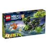 LEGO Nexo Knights 72003 Vad harcos bombázó