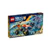 LEGO NEXO Knights Aaron sziklamászója 70355