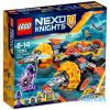 LEGO Nexo Knights Axl dübörgéskeltője 70354