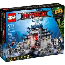 LEGO Ninjago A Legvégső Fegyver Temploma 70617 lego