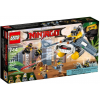 LEGO NINJAGO Movie Manta Ray bombázó (70609)