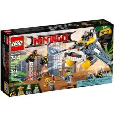 LEGO NINJAGO Movie Manta Ray bombázó 70609 lego