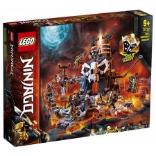 LEGO Ninjago TV Series A koponyavarázsló tömlöcei (71722) lego